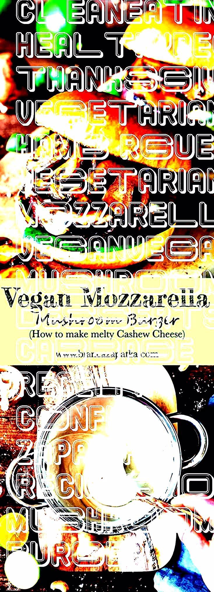 Burger  Bianca Zapatka  Recipes  Vegan Mozzarella Mushroom Burger Vegan Mozzarella Mushroom Burger  Bianca Zapatka  Recipes  Vegan Mozzarella Mushroom Burger  Confira a r...