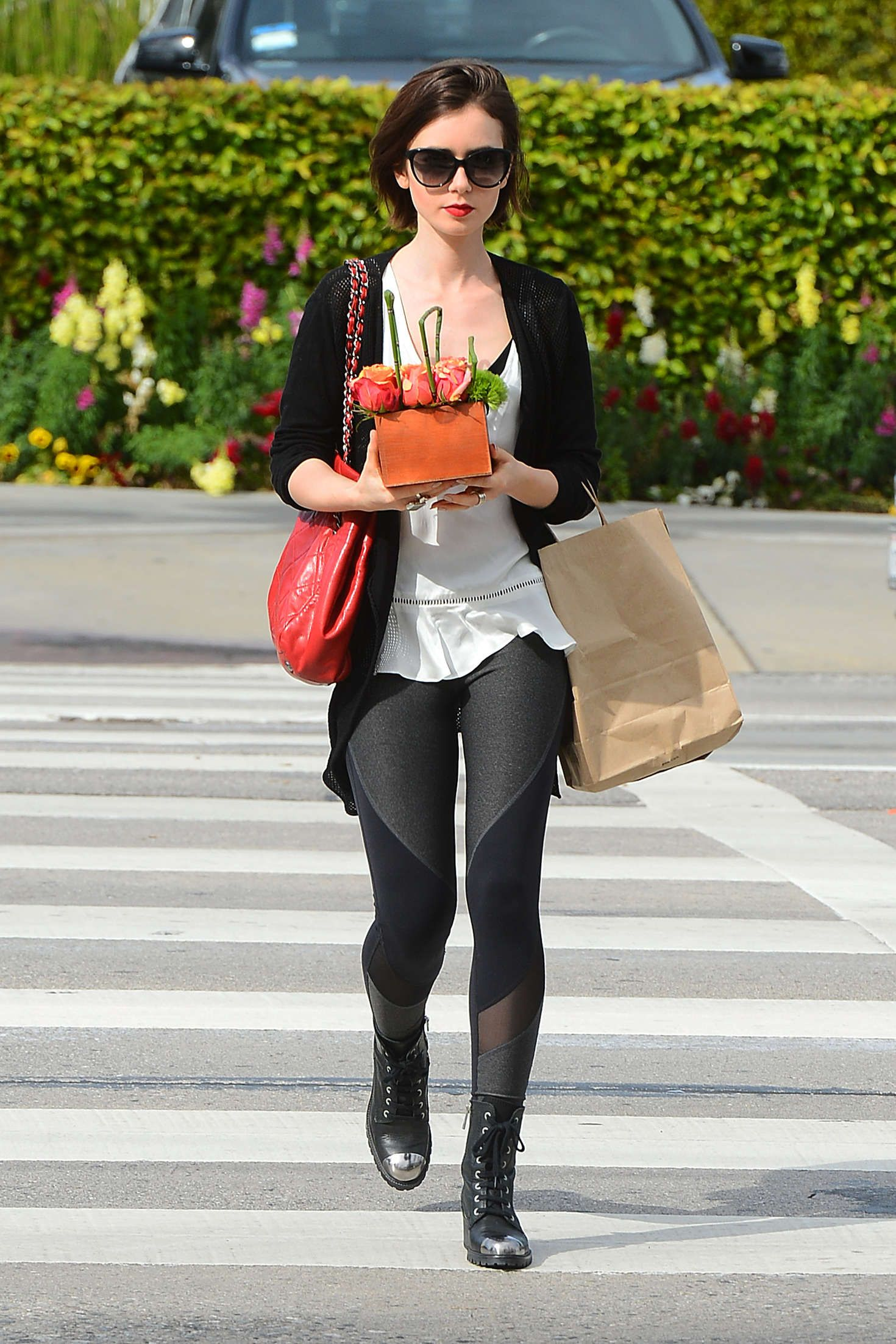 Lily Collins photo 708734