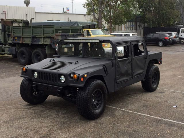 1993 Hummer H1 Humvee M998 Military Truck For Sale Photos