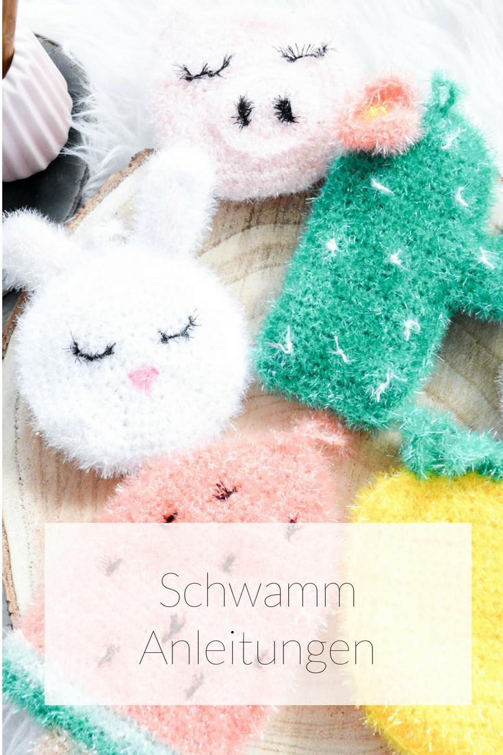 Photo of 15+ einfache Schwammanweisungen – mein gehäkeltes Herz
