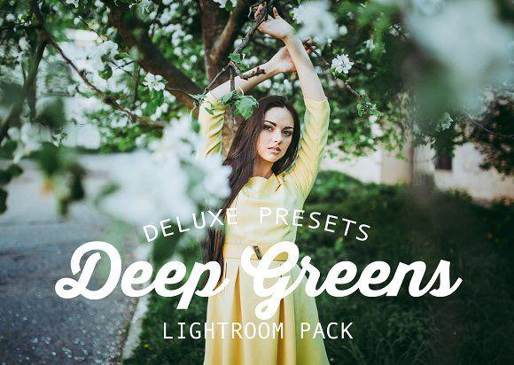 Download Preset Lightroom Green Tone