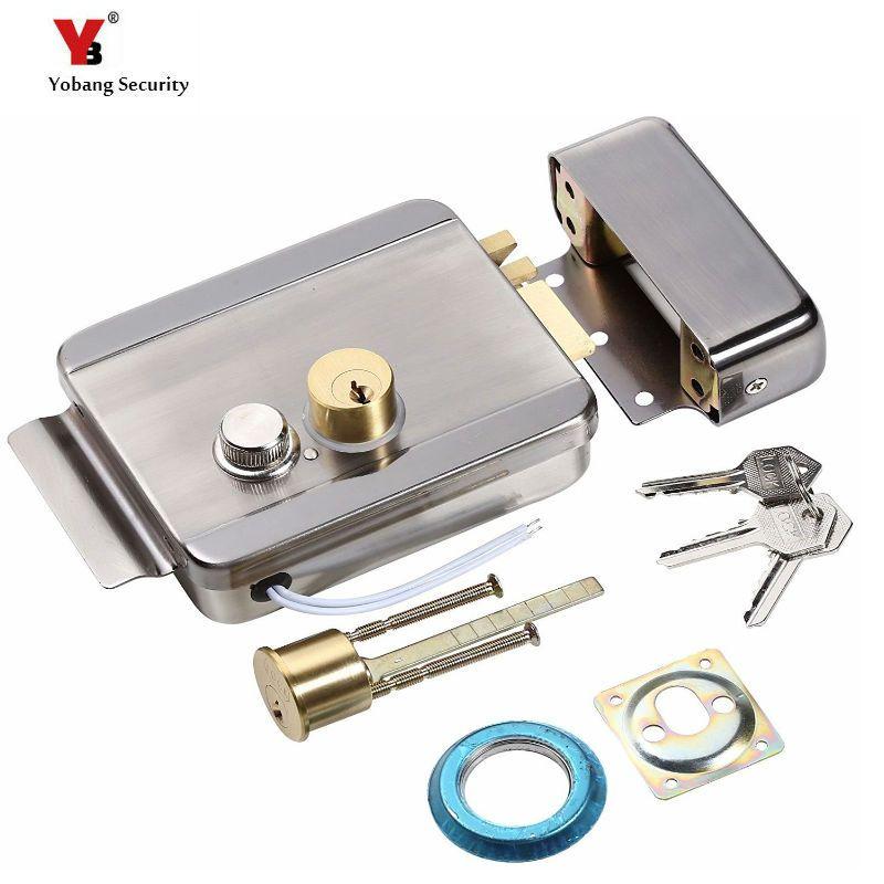 Pin On Electric Locks