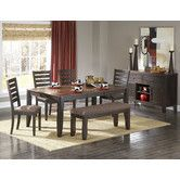 Found it at Wayfair - 5341 Series 6 Piece Dining Set