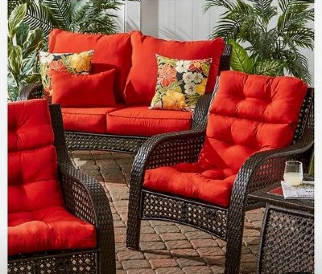 Idea by Gary and Pat Phillips on Enjoying outdoor living ... on Living Accents Cortland Patio Set id=78520