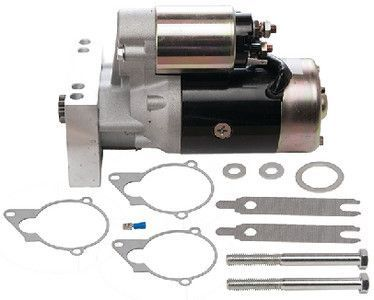 "Sierra 18-6835 Starter for All GM Engines with Either 14 1/4"" or 12 3/4"" Flyw..."