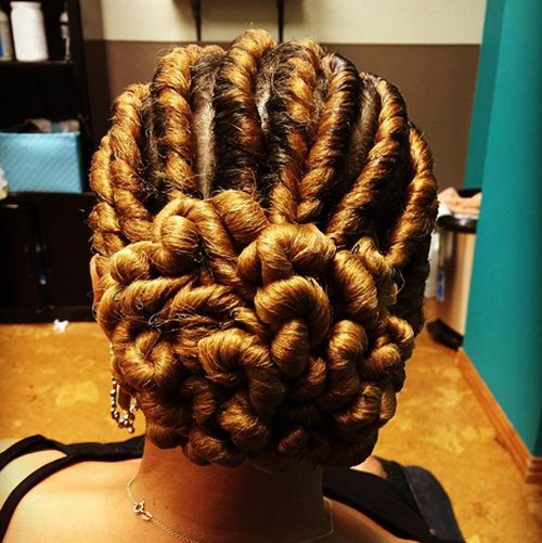 flat twists hairstyles 5