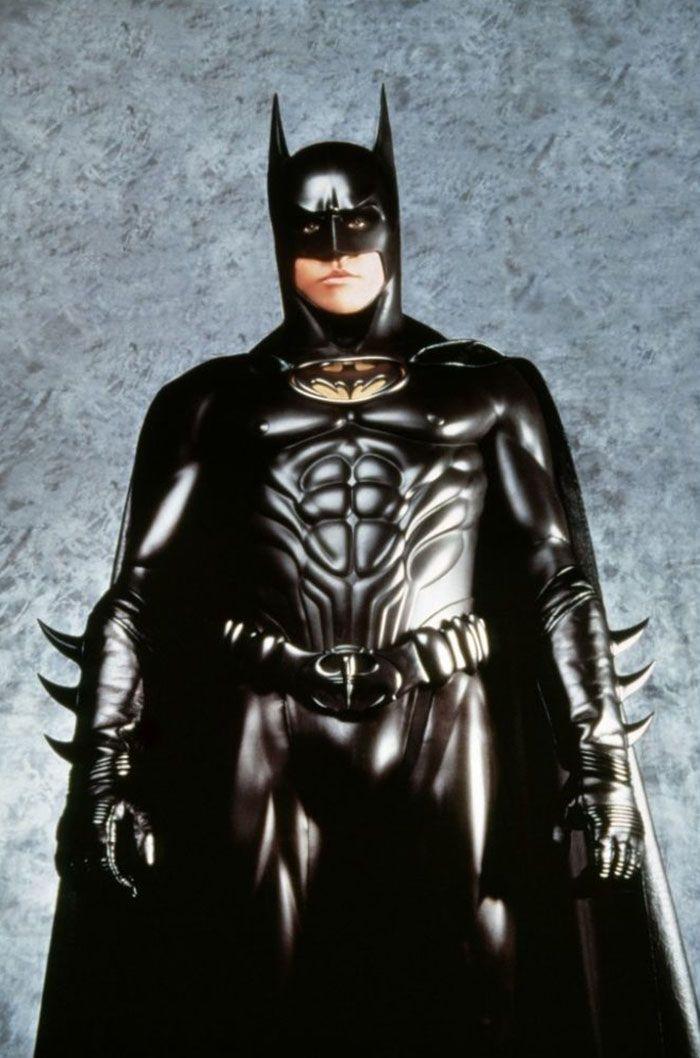 "Val Kilmer en ""Batman Forever"", 1995 | Batman, Batman movie, Gotham batman"