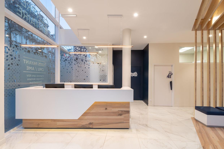 Epingle Sur Reception Desk Design