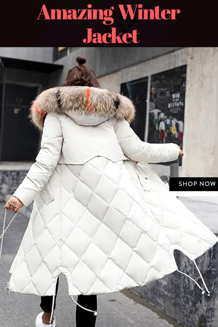 ec50a03ba6814 Winter Women Jacket Coats Everybody needs a classic quilted jacket for  winter and this is the