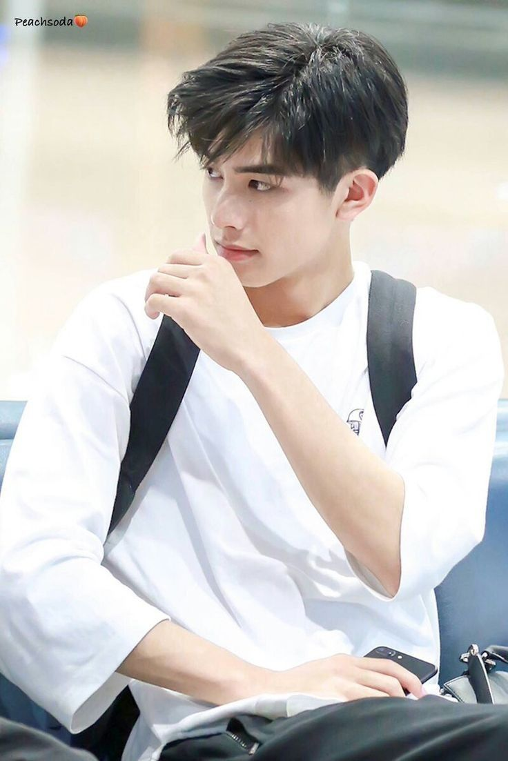 I'M NOT CUTE! in 2020 | Asian men hairstyle, Korean men hairstyle, Haircuts for men