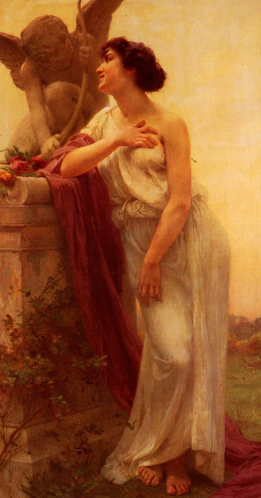 Guillaume Seignac: Confidence