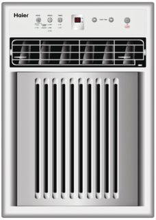Perfectaire 10000btu Casement Slider Air Conditioner Pasc10000 By Perfe Window Air Conditioner Vertical Window Air Conditioner Casement Window Air Conditioner