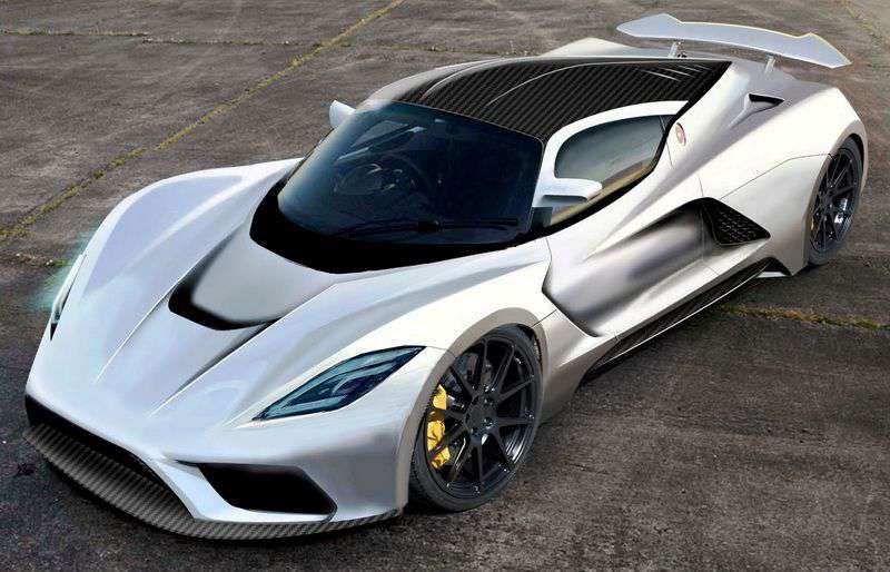 Hennessey Venom F5 Price Top Speed 0 60 Release Date