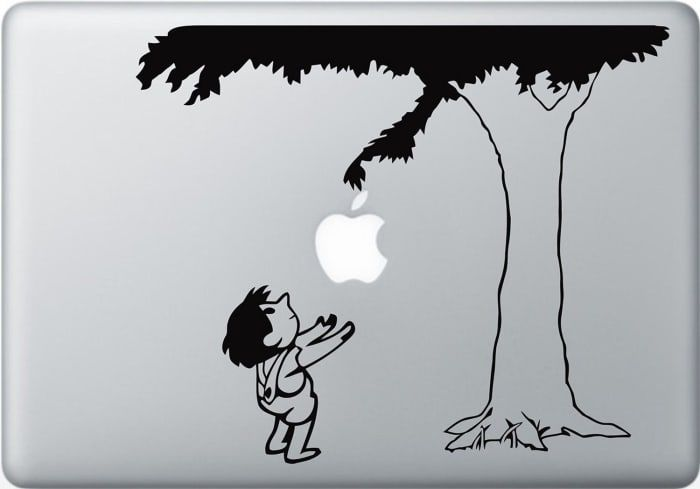 This Mug With A Special Reminder For Someone You Love Apple Macbook Stickers Macbook Decal Stickers Macbook Stickers