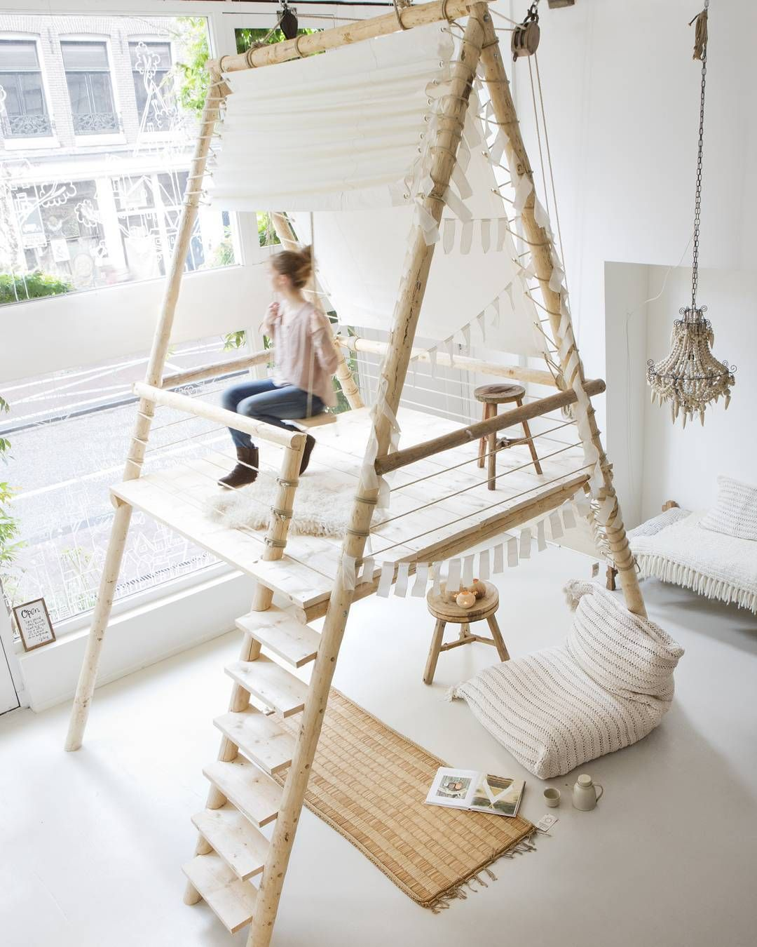 via @sukhaamsterdam on Instagram | Play houses, Room decor ...