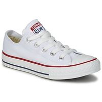 converses blanches basses femme