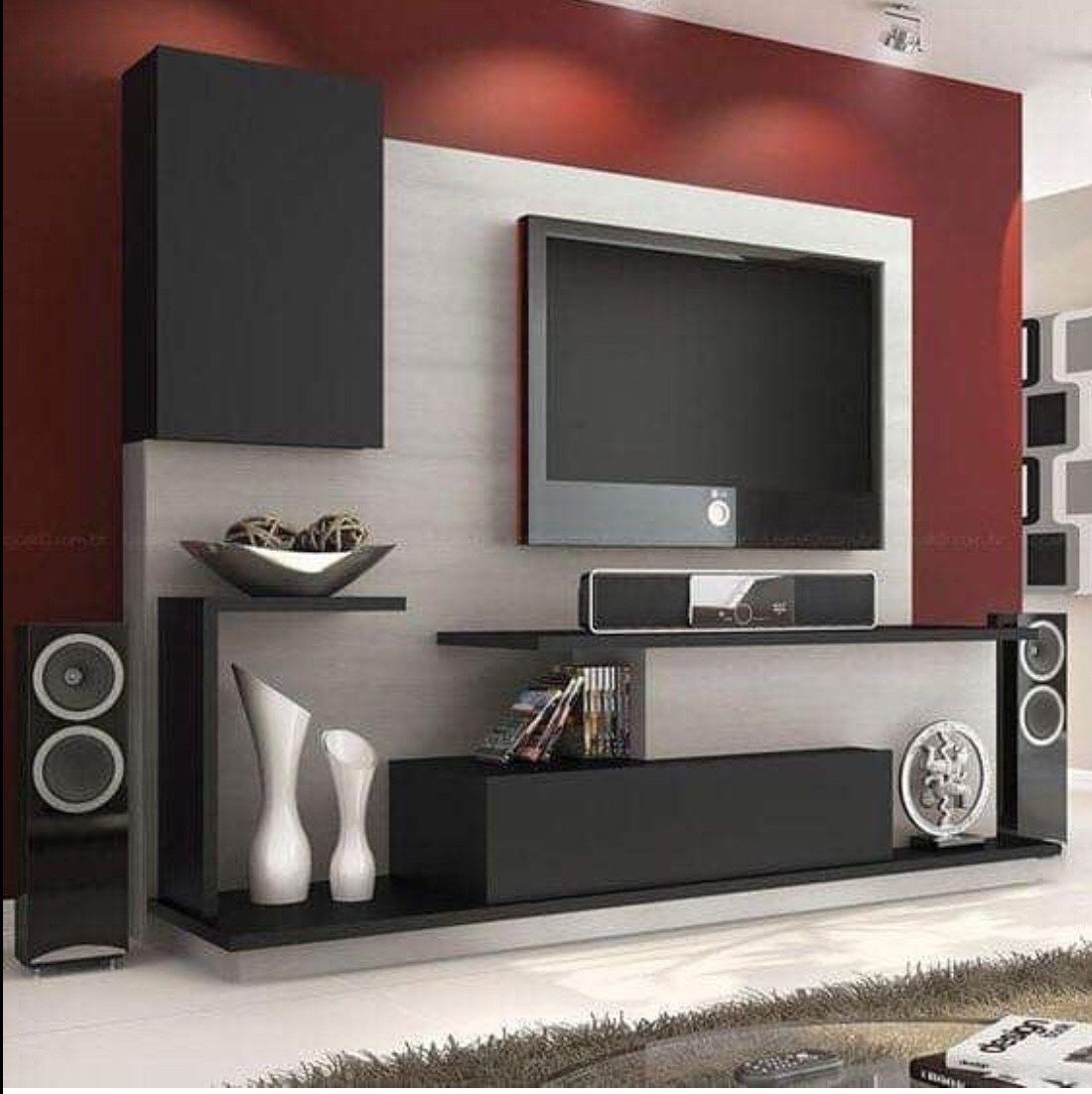 30 Amazing Tv Unit Design Ideas For Your Living Room The Wonder