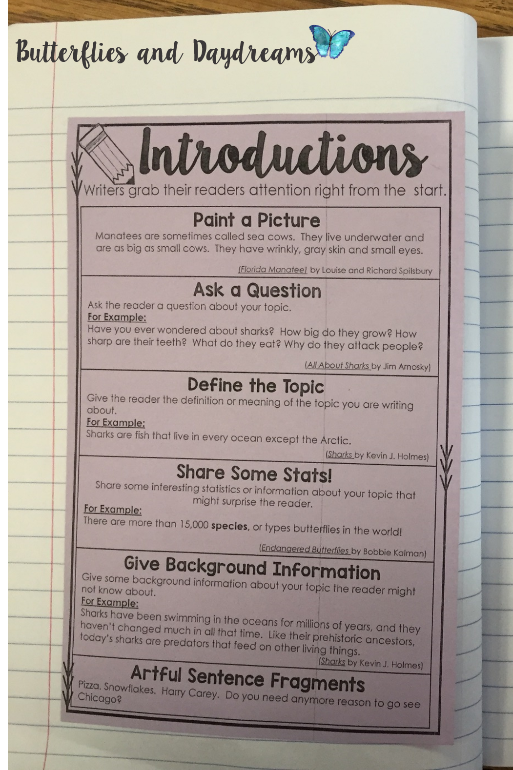 Transition words and phrases for informational writing notebook anchor charts full page planners also classroom ideas pinterest rh