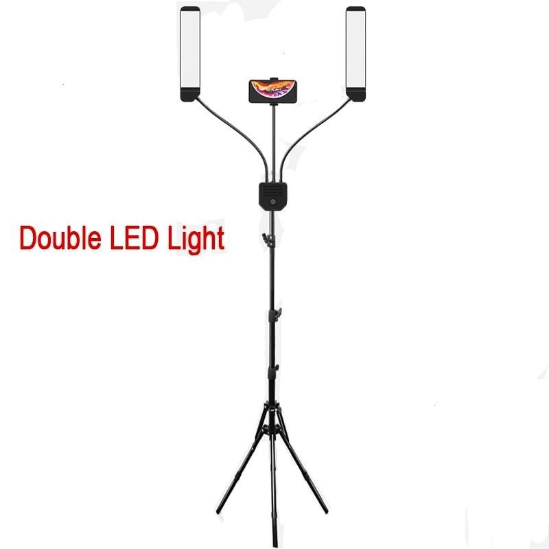 Photographic Lighting DoubleArm Video Fill Light LED Makeup Phone Studio Camera Lamp w I like the idea of a wallhanging chess set  it doesnt take up space on your tables...