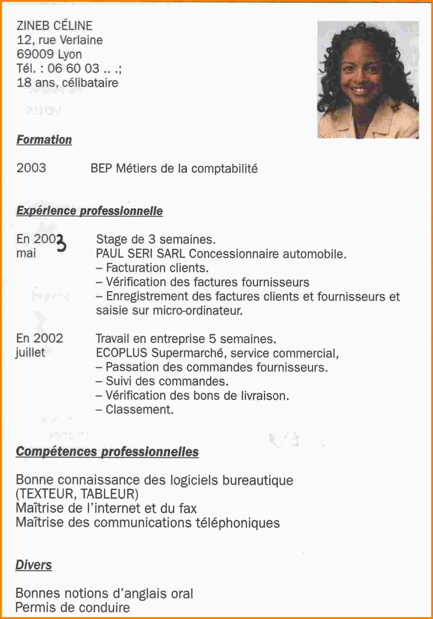 Curriculum Vitae 3Eme Modelos de curriculum vitae y Modelos