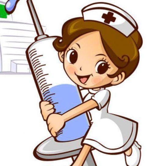 foto de imagenes de enfermeras animadas para bajar Desenhos de