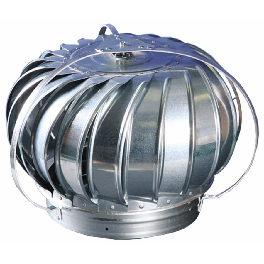 Air Vent 12 In Galvanized Steel Externally Braced Roof Turbine Vent Lowes Com Roof Air Vent Air Vent Galvanized Steel