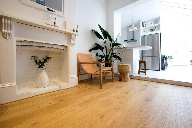 Premium Oak Sierra Engineered Timber Flooring Installed By