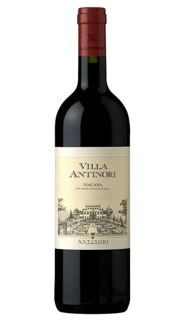 "Villa Antinori ""Toscana"" red wine review Wine&Food"