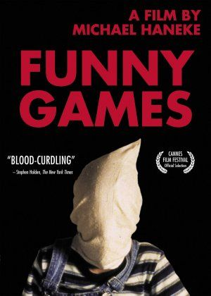 Image result for funny games 1997 movie poster