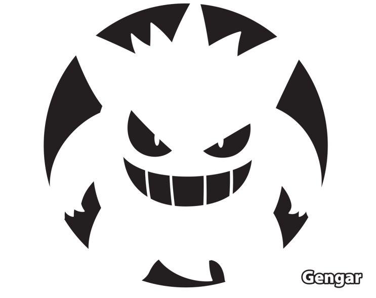 Pokémon pumpkin stencils ⊟ you don t just have to