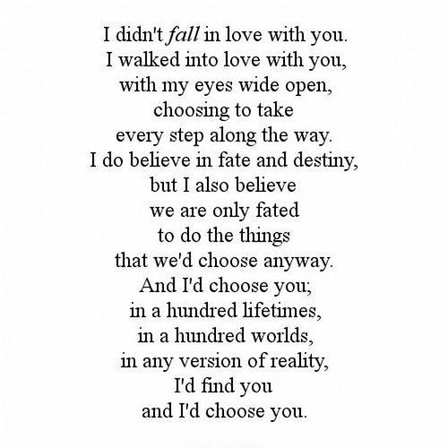 #Love is a choice... #Quotes