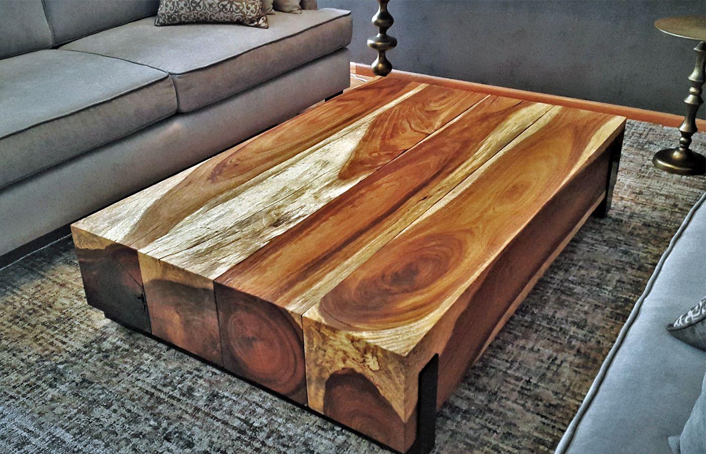 Pin En Mesas De Centro De Madera Wooden Coffee Tables [ 900 x 1400 Pixel ]