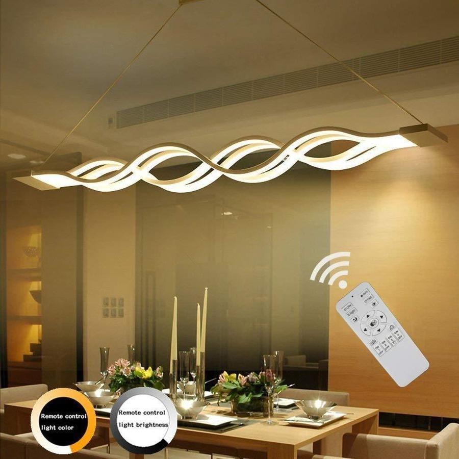 Ocean Wave Hanging Acrylic Ceiling Lamp Modern Ceiling Lamps Pendant Ceiling Lamp Ceiling Lamp