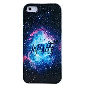 Blue Starry Sky Pattern Back Case for iPhone ... – USD $ 2.99