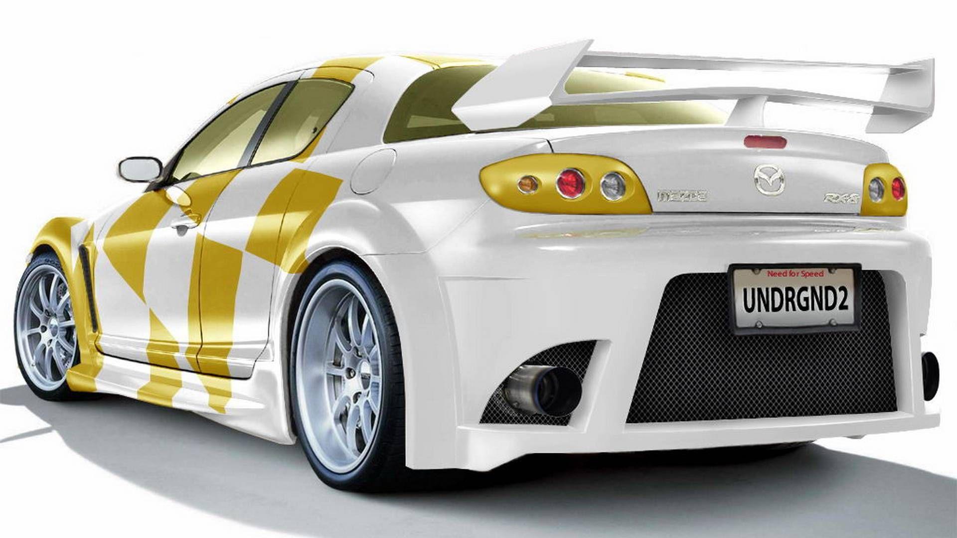 Mobil Mazda Rx 8 Modifikasi Mazda Sports Car Mazda Cars