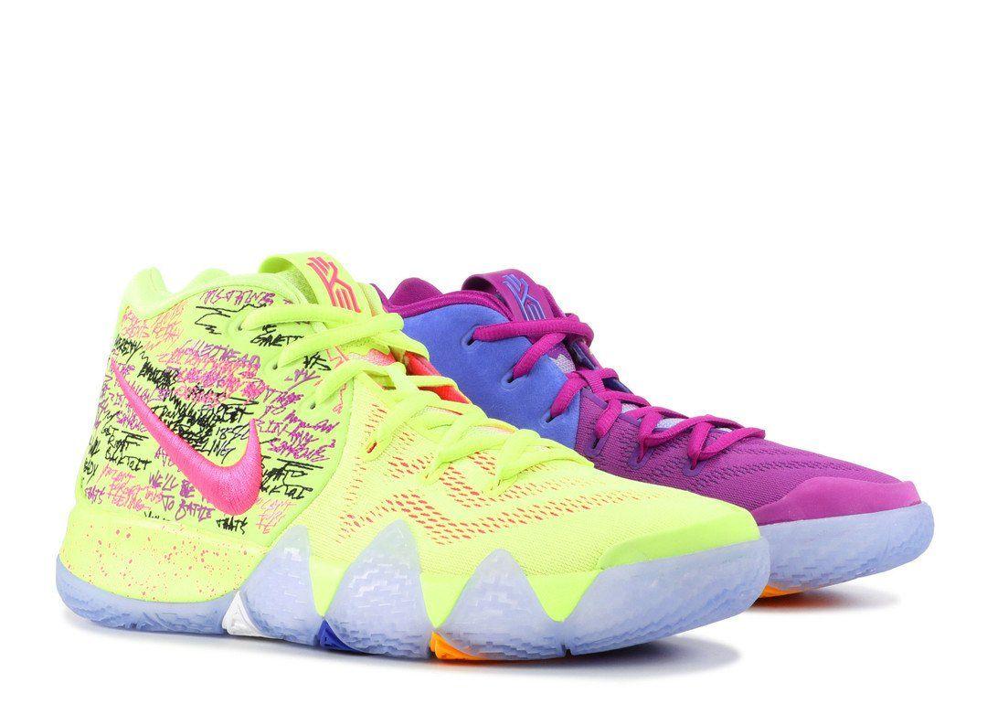 Nike Kyrie 4 Confetti GS