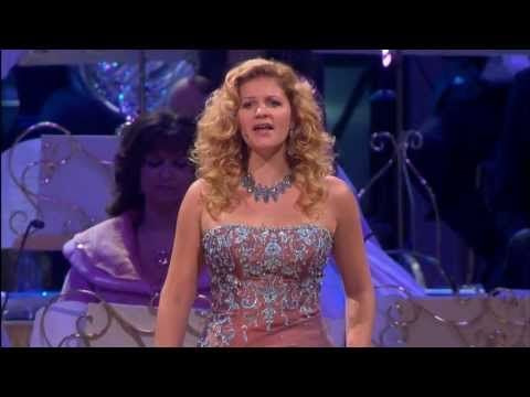 Andre Rieu Mirusia Ave Maria New High Quality Video