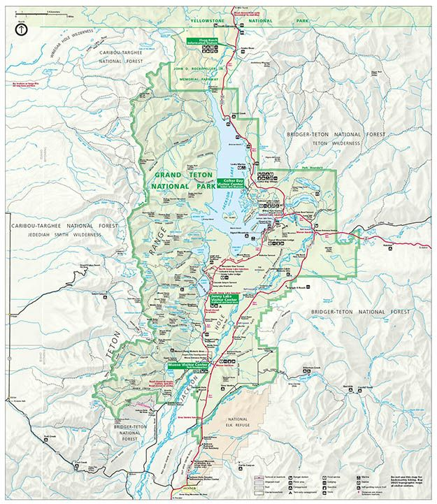 Facts About Grand Teton National Park   Outdoors   National ...