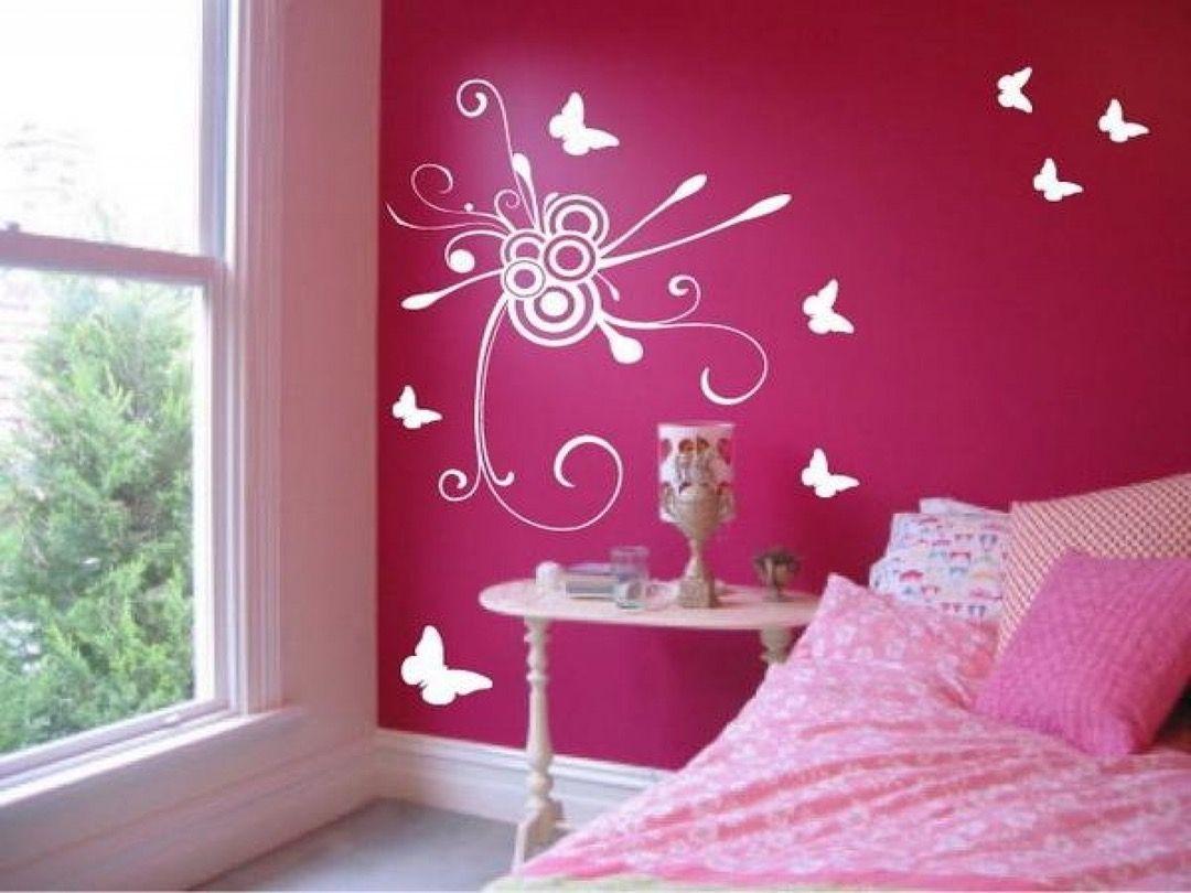 wall colour design   bedroom wall paint, pink bedroom walls