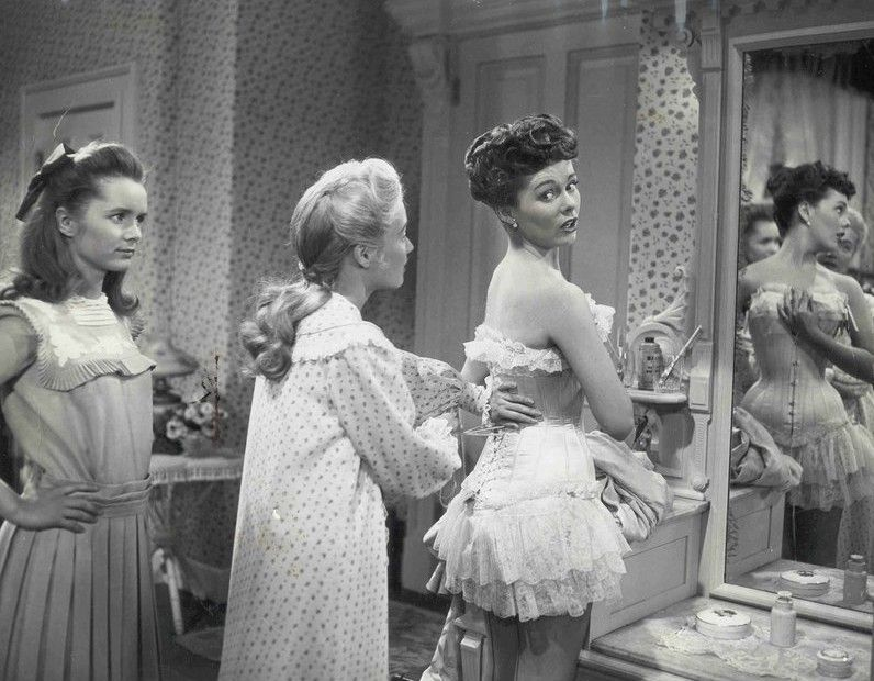 Image result for two weeks with love 1950 corset