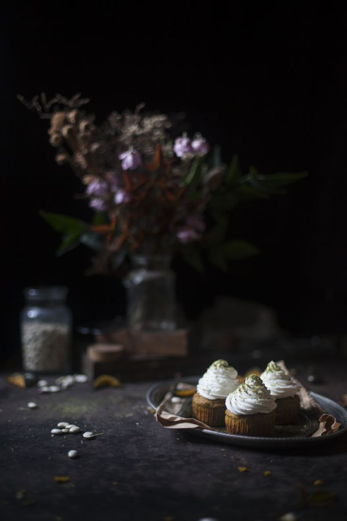 Gluten-Free Corona beans and pumpkin cupcakes to celebrate new adventures and the earth's hidden treasures - The Freaky Table
