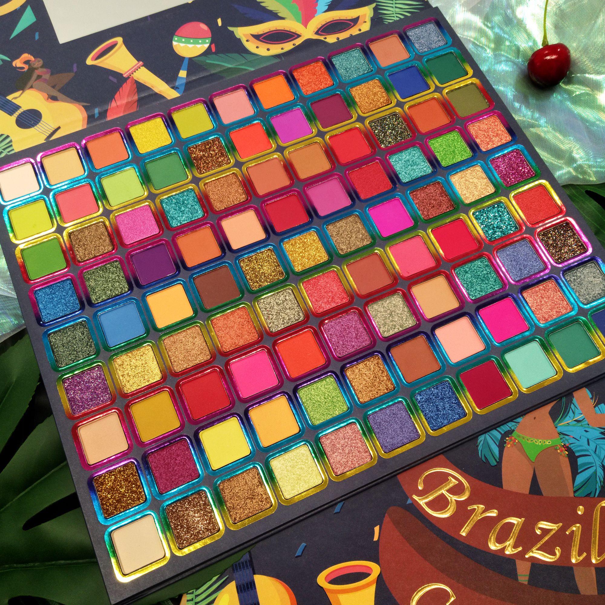 Photo of Brazilian Carnival Palette