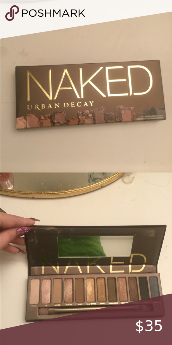 Urban Decay Naked Honey Eyeshadow Palette | Review and