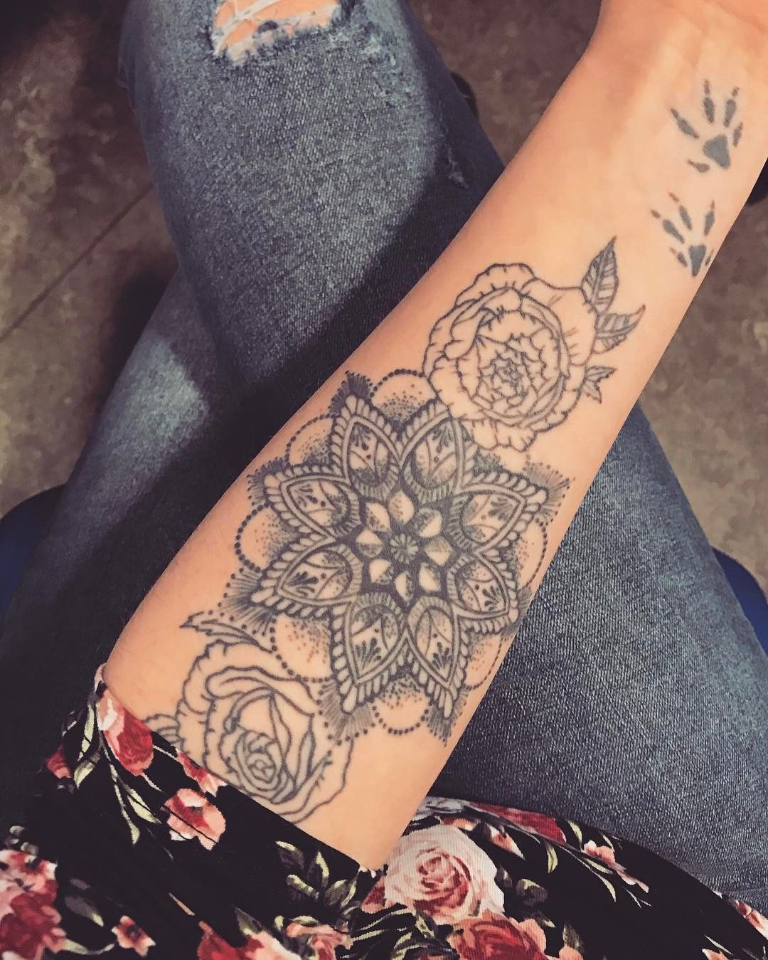 Arm tattoos for women_ cool arm tattoos arm tattoo arm