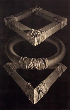 Hamanishi Katsunori | Japanese Master of Mezzotint | Worcester Art Museum - I would love to be able to see this. S