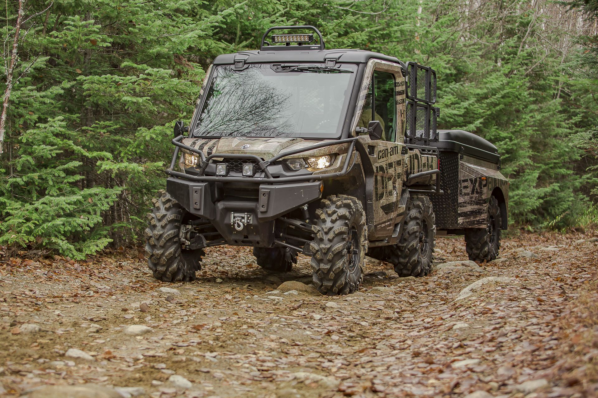 Can Am Defender Expedition Build Expedition Ranger Atv Defender
