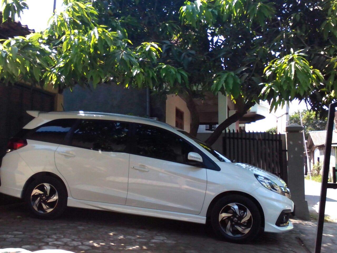Honda Mobilio Rs I Vtec 2015 Nice My Car Modification Honda Car