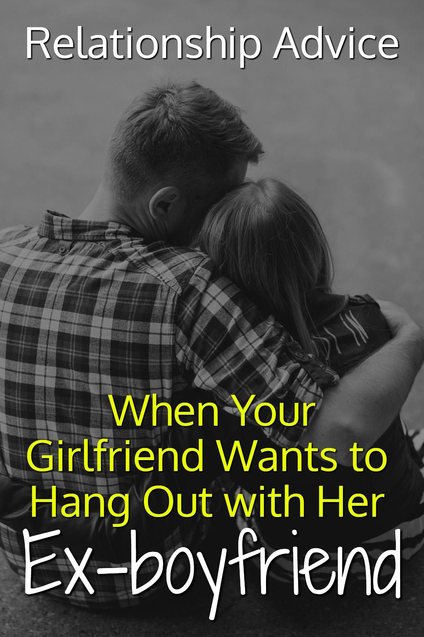 Ex girlfriend wants to hang out