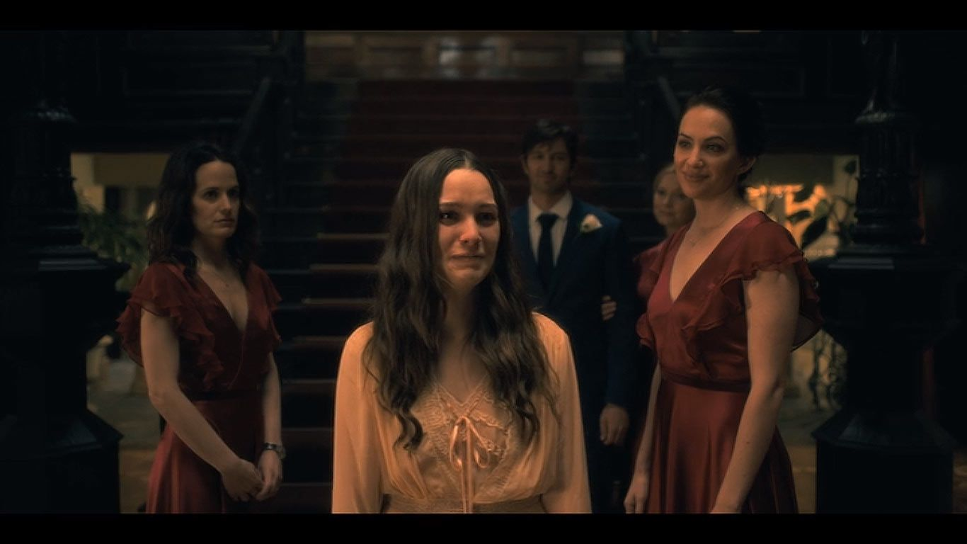 The Haunting Of Hill House Season 2 Will Be More Intense Says Victoria Pedretti The Hook