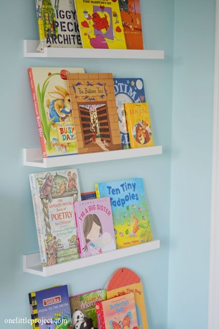 Alternative To A Book Shelf Display With A Wall Of Books Remodel Bedroom Bookshelves Kids Kids Bedroom Remodel